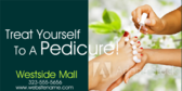 Treat Yourself To A Pedicure