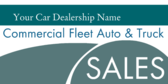 Commercial Fleet Auto And Truck Sales
