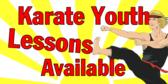Karate Lesson