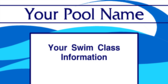 Pool Information
