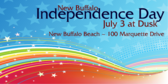 New Buffalo Independence Day