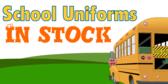 New School Uniforms In Stock