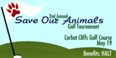 Annual Save the Animals Golf Tournament