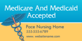 Medicare And Medicaid Accepted