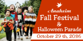 Fall Festival & Halloween Parade