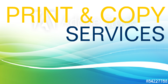 Print and Copy Services