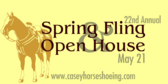 Annual Spring Fling Open House