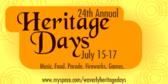 Annual Heritage Festival