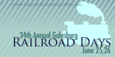 Annual Railroad Days