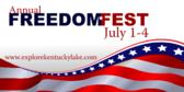 Annual Freedom Fest