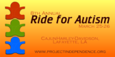 Annual Ride For Autism