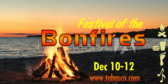 Annual Festival of the Bonfires