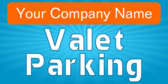 Your Company Valet Parking