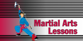 Martial Arts Lessons