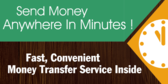 Send Money Anywhere In Minutes