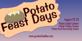 Potato Feast Days