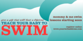 Baby Swimming Lessons, a Gift That Will Be Cherish