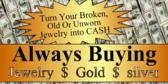 Jewelery Into Cash