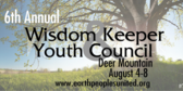 Annual Wisdom Keeper & Youth Council