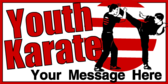 Youth Karate