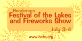 Annual Festival of the Lakes and Fireworks Show