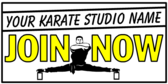 Join Martial Arts