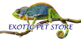Pet Store Exotic Pet Message