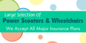 Large Selection Of Power Scooters And Wheelchairs