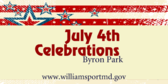Annual July 4th Celebration