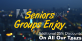 Seniors Groups Discount