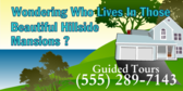 Hillside Mansions Guided Tours