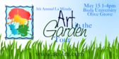 Annual Art in the Garden Tour