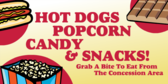 Hot Dogs and Snacks