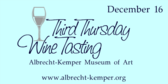 Third Thursday Wine Tasting