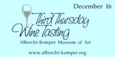 Third Thursday Wine Tasting