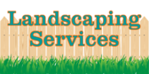 Landscaping Services Info