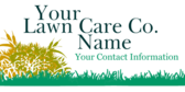 Lawn Care Company Contact Information