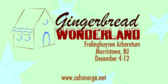 Annual Gingerbread Wonderland