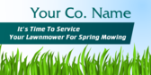 Time to Service Your Lawn Mower for Spring