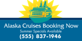Alaska Cruises Booking Now