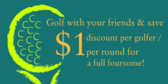 Group Discounts for Putt Putt