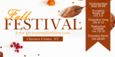 Clarence Center Fall Festival