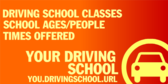Generic Driving School