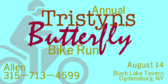 Annual Tristyns Butterfly Bike Run