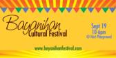 Annual Bayanihan Cultural Festival