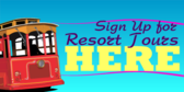 Sign Up For Resort Tours