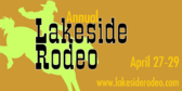 Annual Lakeside Rodeo