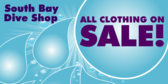 All Diving Clothing on Sale