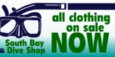 Scuba Clothing on Sale NOW!