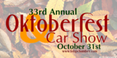 Annual Oktoberfest and Car Show